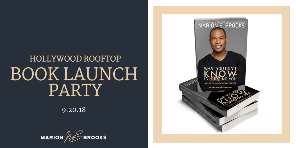The Hollywood Book Launch and Party Was A Huge Success