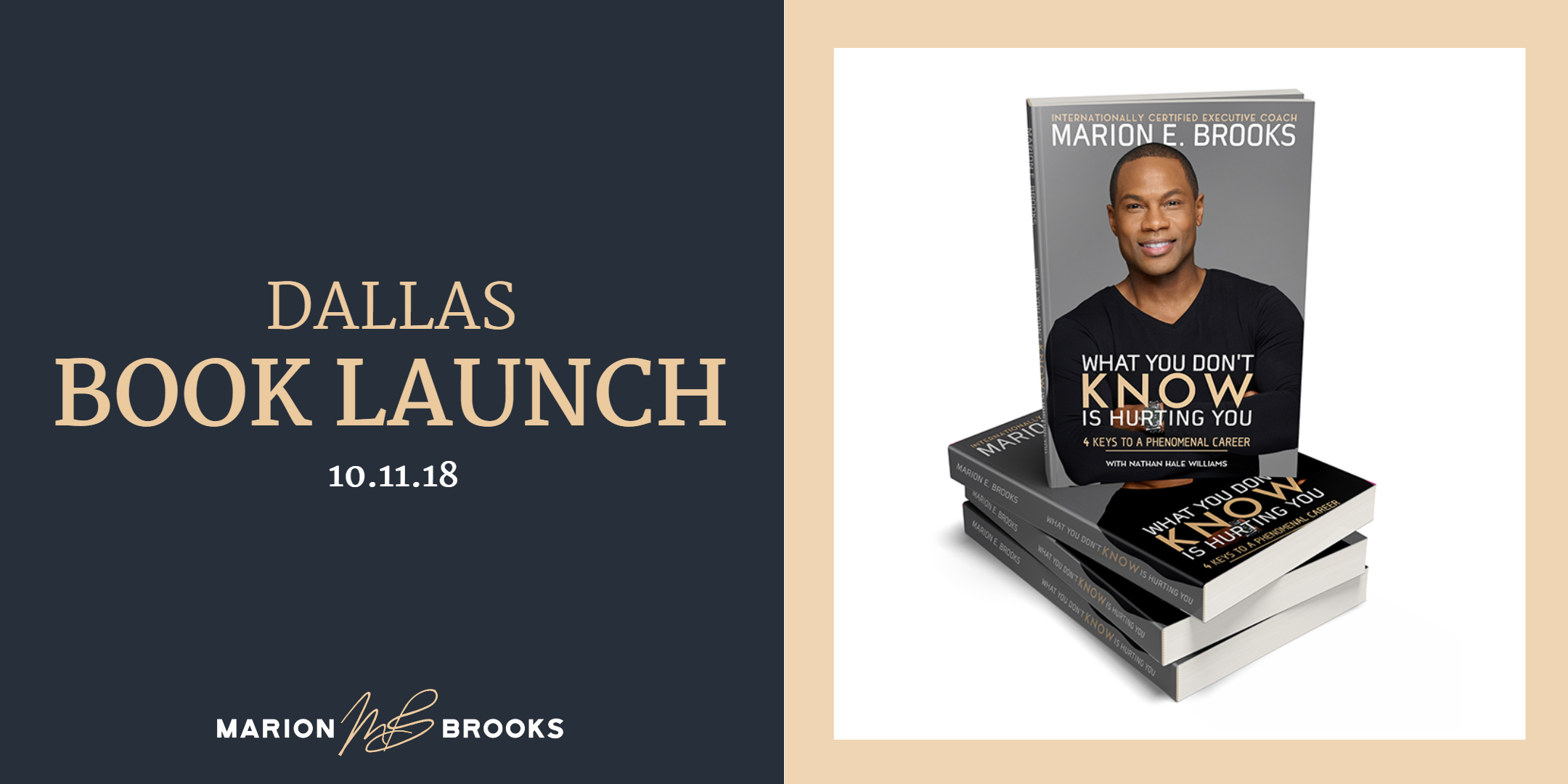 The Dallas Book Launch and Party Was A Huge Success