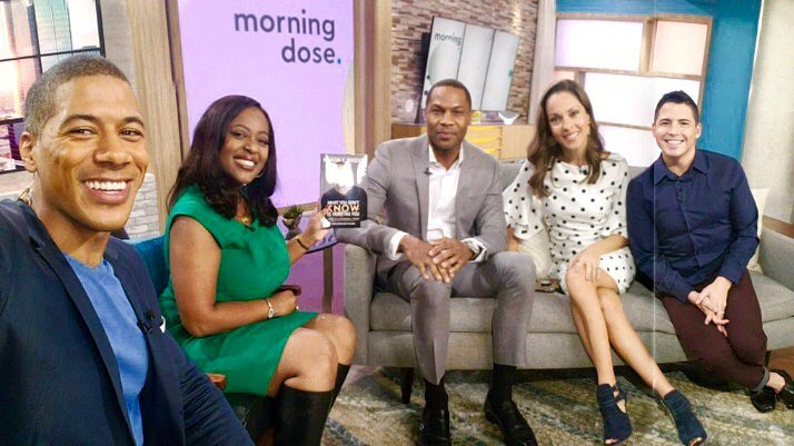 Live Interview with Morning Dose with CW39 – Houston