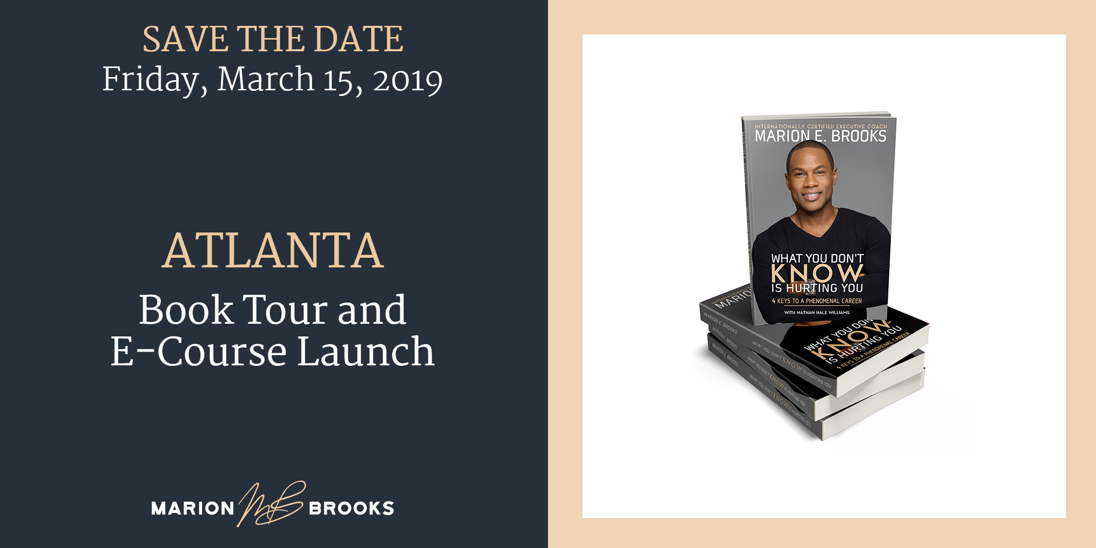 The Atlanta Book Launch and Party Was A Huge Success