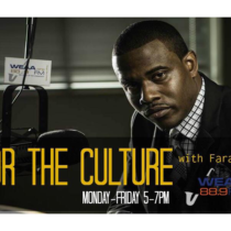 For The Culture Radio Interview with Marion E. Brooks
